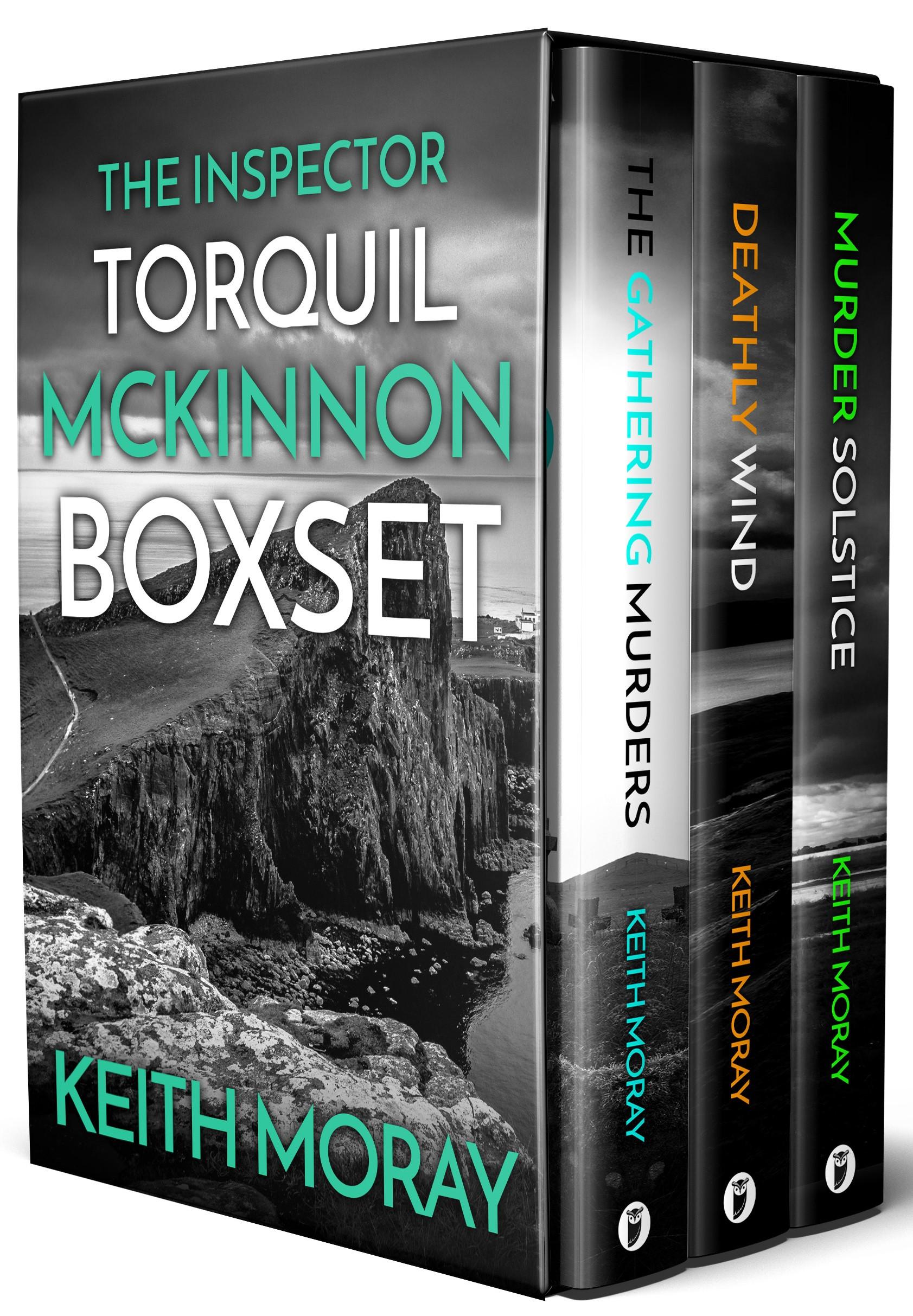 The Inspector Torquil McKinnon Boxset